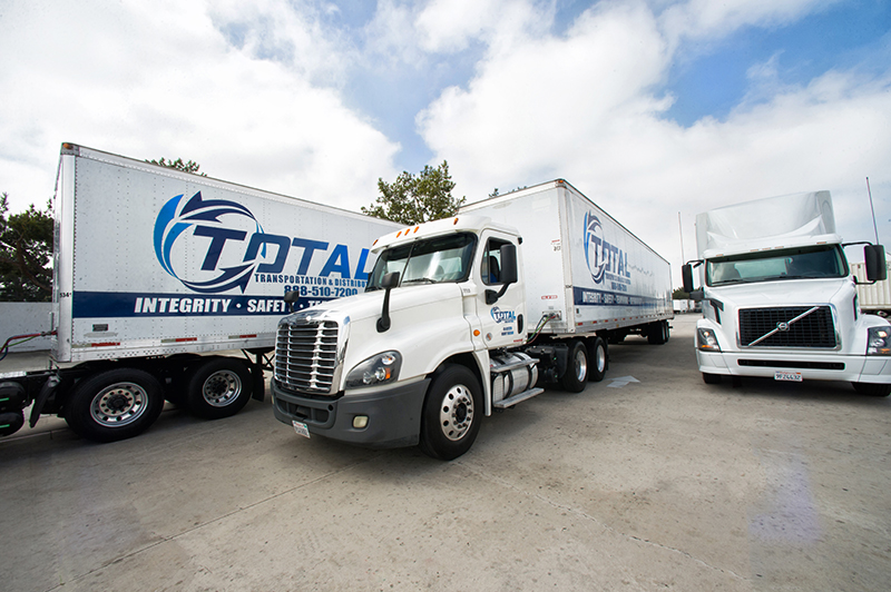 Contact Us - Total Transportation and Distribution